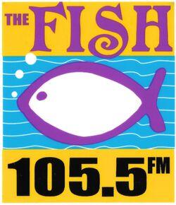 KKFS 105.5 The Fish