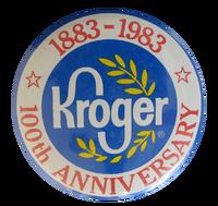 Kroger 100th anniversary