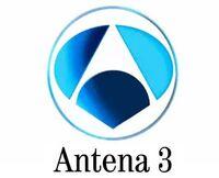 Logo antena 3 telefonica