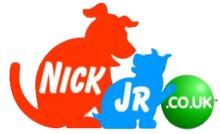 Nick Jr UK Version logo