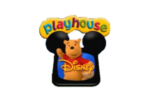 Playhouse Disney Original 1997 logo