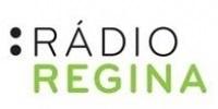 Rádio Regina Stacked logo