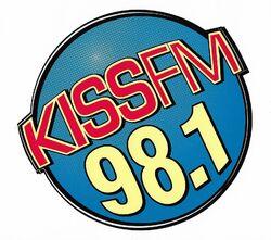 WKXJ 98.1 Kiss FM