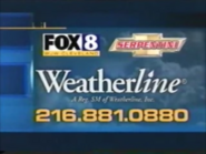 Wjw fox 8 news serpentini weatherline by jdwinkerman dcyzqbc