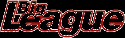 Big League Magazine Logo