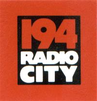 City, Radio 1974