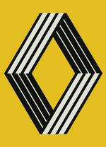 Classic Renault logo