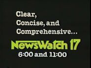 Early 80s Promos - One News Page VIDEO 1