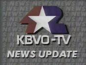 KBVO News Update 1986