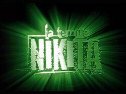 La Femme Nikita title card