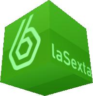 Logotipo para lasexta by bcfstudio-d35g2q0