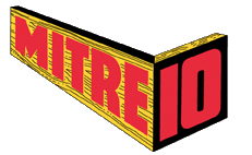 Mitre 10 1959 logo
