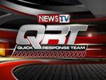 News TV Quick Response Team Logo Art (2011)