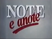 Note e Anote (1993)