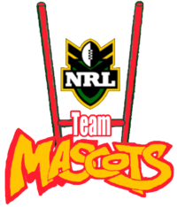 Nrl mascots by joshie1996-d50eoat