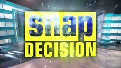Snap Decision Main Title