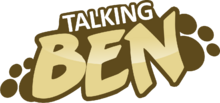 Talking BEN logo