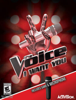 The-Voice-Video-Game