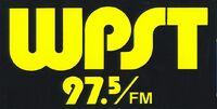 WPST 97.5 logo