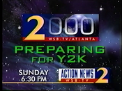 WSB-TV Preparing for Y2K