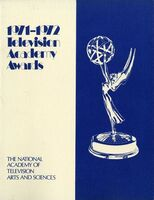 24th Primetime Emmy Awards poster