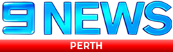 9News Perth Logo 2009-2010