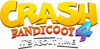 Crash 4 logo
