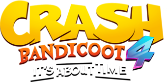 Crash Bandicoot 4: It's About Time | Logopedia | Fandom