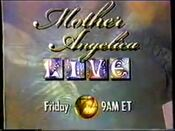 EWTN Mother Angelica Live Promo Bumper (Late 1990's)