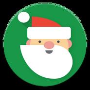 GoogleSantaTrackerAndroidAppIcon