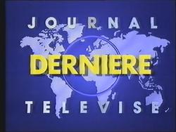 Journal Télévisé - RTBF 1990 (19H30)