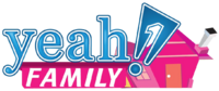 Logo Yeah1family from 2011 to 2012