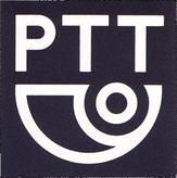 PTT logo 1957-1981