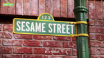 Sesame Street logo seen on Behind the Scenes with John Legend