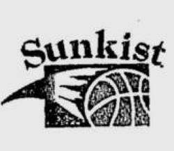 Sunkist Orange Juicers 2000 logo