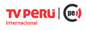 TV Perú Internacional (Logo)