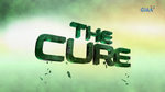 The Cure logo in another angle (2018)