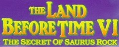 The Land Before Time 6 logo