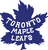 Toronto maple leafs winter classic logo