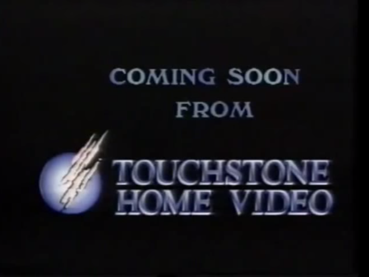 Touchstone Home Video 1986