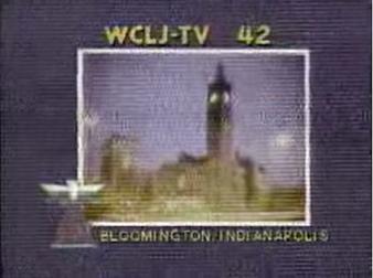 WCJL-TV 42 1987 Sign off