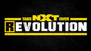 WWE NXT TakeOver R Evolution
