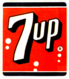 7up logo 60s