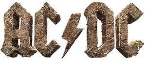 Acdc rock or bustlogo