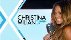 Christina Millian Turned Up