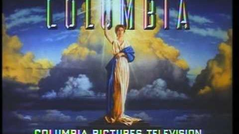 """Columbia Pictures Television Logo (1992) """"Variant"""""""