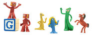 Google Art Clokey's 90th Birthday