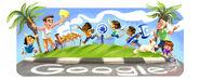 Google Yom Ha'atzmaut 2016