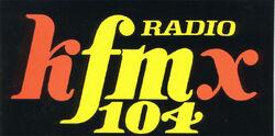 KFMX FM 104