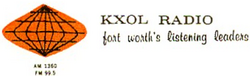 KXOL Fort Worth 1967